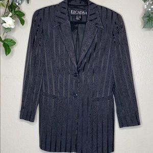 Vintage Escada | beautiful blazer